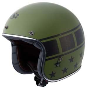 LS2 Kurt Military Bobber